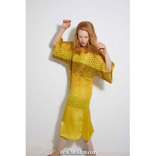 Modèle pullover 6 Punto 9 BLOOMLang Yarns
