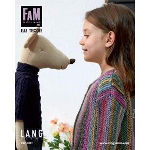 LANG YARNS ELLE TRICOTE FAM 254Lang Yarns