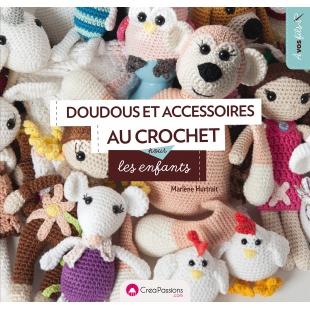 Doudous et accessoires au crochet pour les enfantsAccessoires