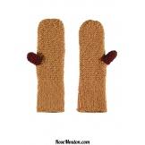 Modèle gants 17 catalogue FAM 262LANG YARNS