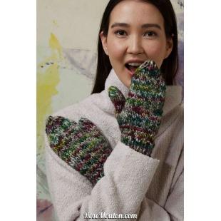 Modèle moufles 10 Punto 14 LYONELLang Yarns