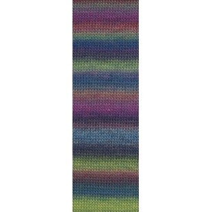 Laine Mille Colori Socks & Lace LuxeLang Yarns