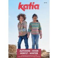KATIA Enfants Automne Hiver n° 91