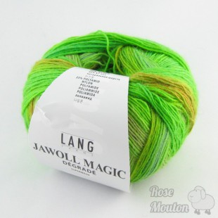 Laine Jawoll Magic Dégradé Lang Yarns