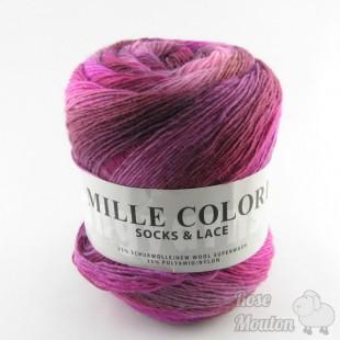 Laine Mille Colori Socks & LaceLang Yarns