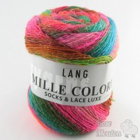 Laine Mille Colori Socks & Lace Luxe