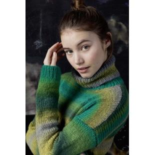 Kit tricot pullover RosalbaLang Yarns