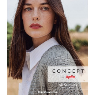 KATIA CONCEPT ALL SEASONS N° 1 Katia