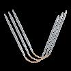 """Addi """"CraSy Trio"""" Long 26 cm, aiguilles flexibles pour chaussettesAddi"""
