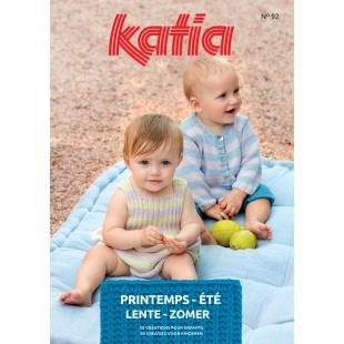 KATIA Bébé Printemps Eté N° 92Katia