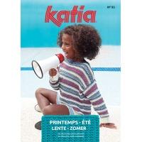 KATIA Enfant Printemps Eté N° 93