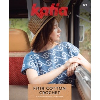 KATIA Spécial Fair Cotton Crochet 1