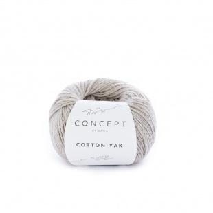 Fil Cotton Yak de KatiaKatia