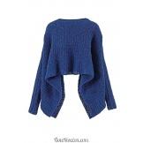 Modèle pullover 12 catalogue FAM 266
