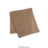 Modèle châle, scarf, snood (col) 42 catalogue FAM 266LANG YARNS