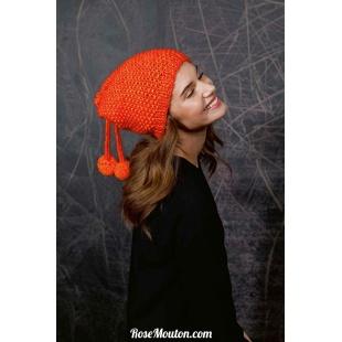 Modèle bonnet 6 Punto 23 NEONLang Yarns