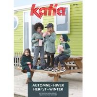 KATIA Enfants Automne Hiver n° 95