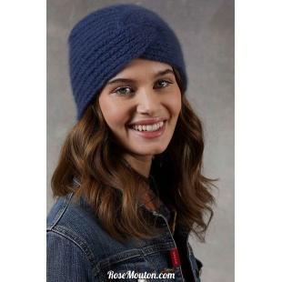 Modèle bonnet 1 Flyer Bonnets 456.0160Lang Yarns