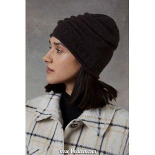 Modèle bonnet 8 Flyer Bonnets 456.0160Lang Yarns