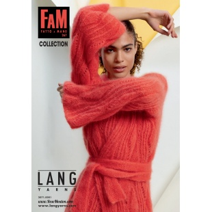 LANG YARNS Collection FAM 267Lang Yarns