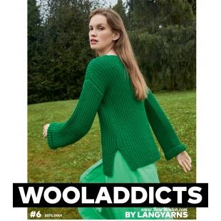 LANG YARNS Wool Addicts 6 FAM 268Lang Yarns