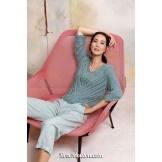Modèle pullover 25 catalogue FAM 267