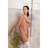 Modèle long pullover 36 catalogue FAM 267