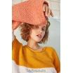Modèle pullover 7 catalogue FAM 268Lang Yarns