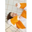 Modèle gilet 6 catalogue FAM 268Lang Yarns