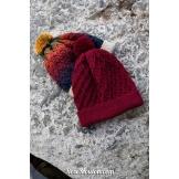 Modèle bonnet 15 Punto 28 MERINO 150LANG YARNS