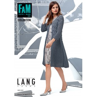 LANG YARNS - Collection FAM 205