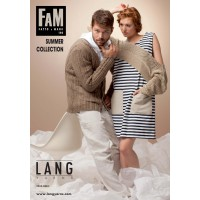 LANG YARNS Summer Collection FAM 198