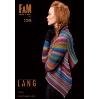 LANG YARNS - Color FAM 201