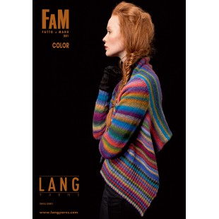LANG YARNS Color FAM 201 Lang Yarns