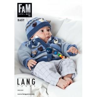 LANG YARNS - Bébé FAM 196