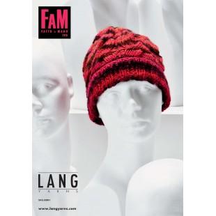 LANG YARNS Bonnets FAM 195Lang Yarns