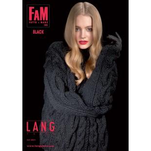 LANG YARNS Black FAM 193Lang Yarns