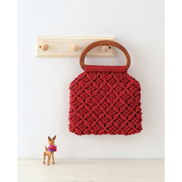 sacs accessoires en macram editions de saxe. Black Bedroom Furniture Sets. Home Design Ideas