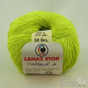 Fil Cable N°5Lanas Stop