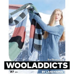 LANG YARNS Wool Addicts 7 FAM 270