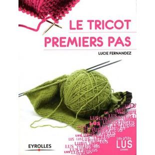 Le tricot - Premiers pasEditions de Saxe