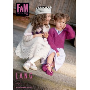LANG YARNS Elle tricote FAM 187Lang Yarns