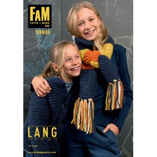 LANG YARNS - Teenies FAM 208Lang Yarns