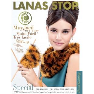 LANAS STOP Spécial fourrure - N. 119Lanas Stop