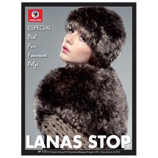 LANAS STOP Fourrure - N. 115Lanas Stop