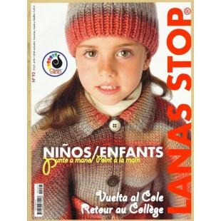 LANAS STOP N. 93 EnfantsLanas Stop