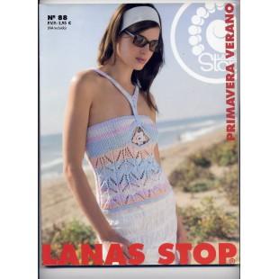 LANAS STOP - Printemps été - N.88 Lanas Stop