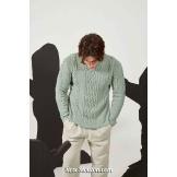 Modèle pullover 38 catalogue FAM 269