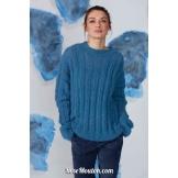 Modèle pullover 22 catalogue FAM 269