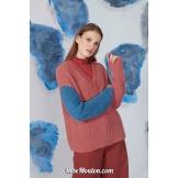 Modèle pullover 20 catalogue FAM 269